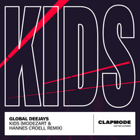 Global Deejays - Kids (Modezart & Hannes Croell Remix)