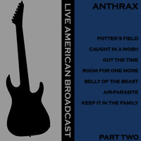 Anthrax - Live American Radio Broadcast -Anthrax - Part Two (Live [Explicit])