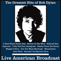 Bob Dylan - The Greatest Hits of Bob Dylan (Live)