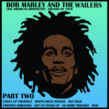 Bob Marley & The Wailers - Live American Broadcast - Sounds of 1976 - Part Two (Live)