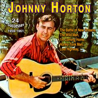 Johnny Horton - Johnny Horton - The Spectacular! (Honky-Tonk Man (1959-1961))