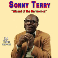 Sonny Terry - Sonny Terry - Wizard of the Harmnica (1959-1960)
