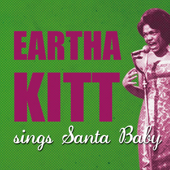 Eartha Kitt - Santa Baby