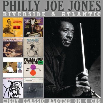 Philly Joe Jones - Riverside & Atlantic