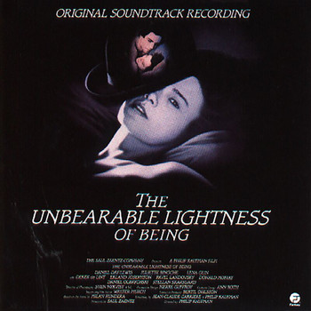 Various Artists - The Unbearable Lightness Of Being (Original Soundtrack Recording)