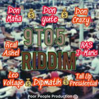 Various Artists - 9 to 5 Riddim (Explicit)