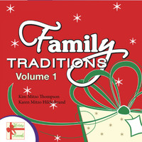 Hal Wright - Family Traditions, Vol. 1 (feat. Twin Sisters)