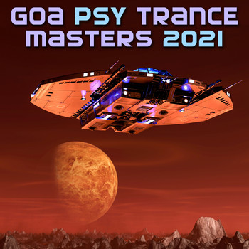 Various Artists - Goa Psy Trance Masters 2021