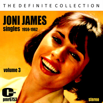 Joni James - Singles, Volume 3: 1959-1962