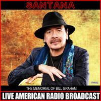 Santana - The Memorial Of Bill Graham (Live)