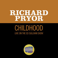 Richard Pryor - Childhood (Live On The Ed Sullivan Show, May 12, 1968)