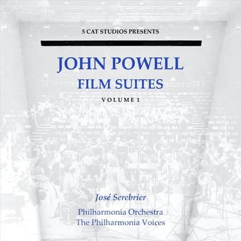 John Powell - Film Suites, Vol. 1