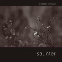 Charles Brown - Saunter