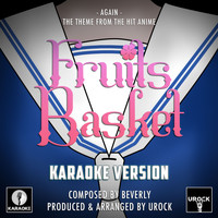 "Urock Karaoke - Again (From ""Fruits Basket"") (Karaoke Version)"