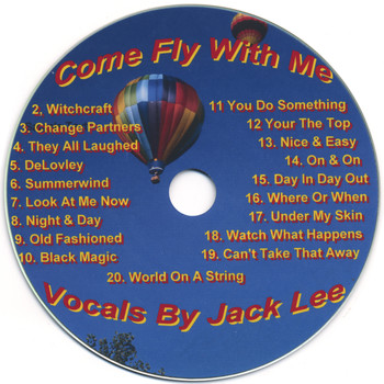 Jack Lee - Come Fly With Me