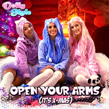 Dolly Style - Open Your Arms: It´s X-mas