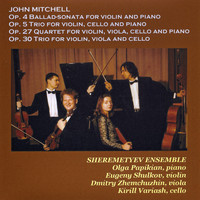 John Mitchell - Sheremetyev Ensemble - Mitchell in Moscow