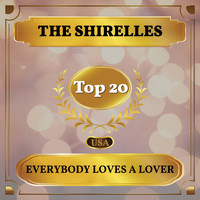 The Shirelles - Everybody Loves a Lover (Billboard Hot 100 - No 19)