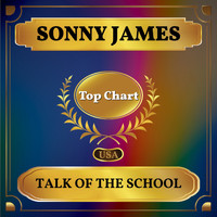Sonny James - Talk of the School (Billboard Hot 100 - No 85)