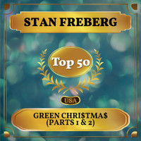 Stan Freberg - Green Christmas (Parts 1 & 2) (Billboard Hot 100 - No 44)