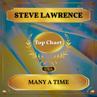 Steve Lawrence - Many a Time (Billboard Hot 100 - No 97)