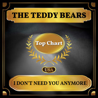 The Teddy Bears - I Don't Need You Anymore (Billboard Hot 100 - No 97)