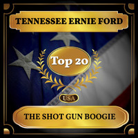 Tennessee Ernie Ford - The Shot Gun Boogie (Billboard Hot 100 - No 14)
