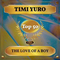 Timi Yuro - The Love of a Boy (Billboard Hot 100 - No 44)
