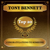 Tony Bennett - Congratulations to Someone (Billboard Hot 100 - No 20)