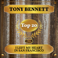 Tony Bennett - I Left My Heart in San Francisco (Billboard Hot 100 - No 19)