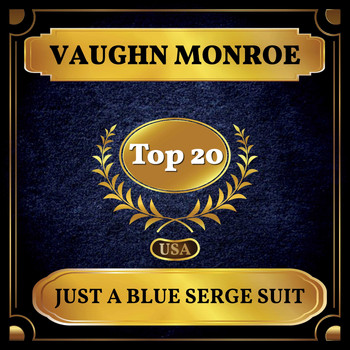 Vaughn Monroe - Just a Blue Serge Suit (Billboard Hot 100 - No 17)