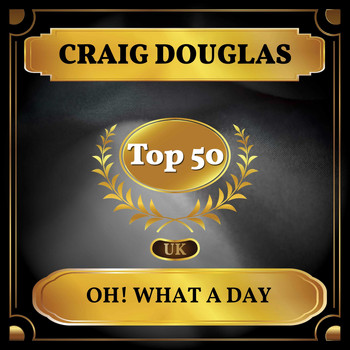Craig Douglas - Oh! What a Day (UK Chart Top 40 - No. 43)