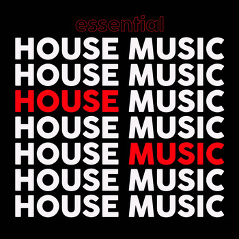Various Artists - Essential House Music