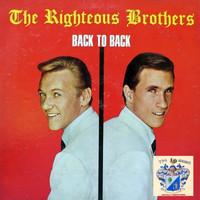 The Righteous Brothers - Back to Back