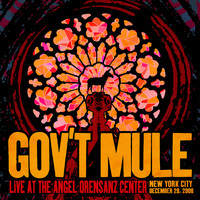 Gov't Mule - Live at the Angel Orensanz Center, New York City, NY, December 28, 2008