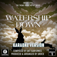 "Urock Karaoke - Bright Eyes (From ""Watership Down"") (Karaoke Version)"