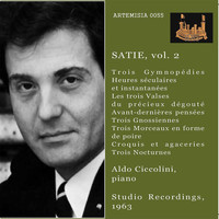 Aldo Ciccolini - Satie: Piano Works, Vol. 2