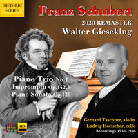 Walter Gieseking - Schubert: Piano Works (2020 Remaster)
