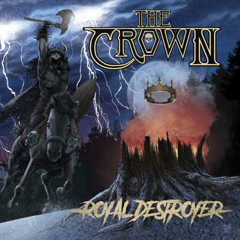 The Crown - We Drift On