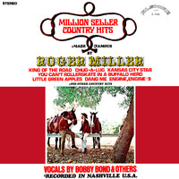 Bobby Bond - Million Seller Country Hits Made Famous by Roger Miller (Remastered from the Original Alshire Tapes)