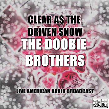 The Doobie Brothers - Clear As The Driven Snow (Live)