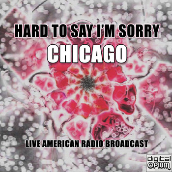 Chicago - Hard to Say I'm Sorry (Live)
