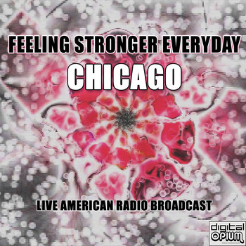 Chicago - Feeling Stronger Everyday (Live)