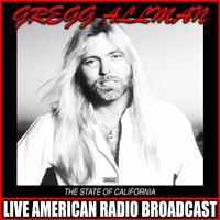 Gregg Allman - The State Of California (Live)