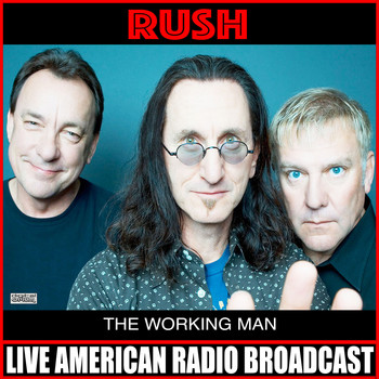 Rush - The Working Man (Live)