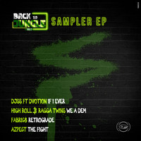 Various Artists / - Back to Jungle, Vol. 2 EP (Sampler)
