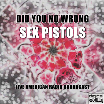 Sex Pistols - Did You No Wrong (Live)