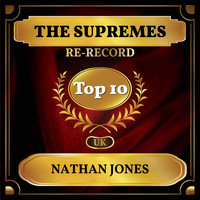 The Supremes - Nathan Jones (Re-recorded) (UK Chart Top 40 - No. 5)