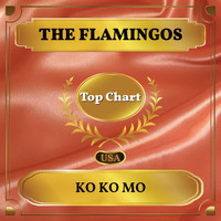The Flamingos - Ko Ko Mo (Billboard Hot 100 - No 92)