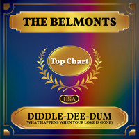 The Belmonts - Diddle-Dee-Dum (What Happens When Your Love Is Gone) (Billboard Hot 100 - No 53)